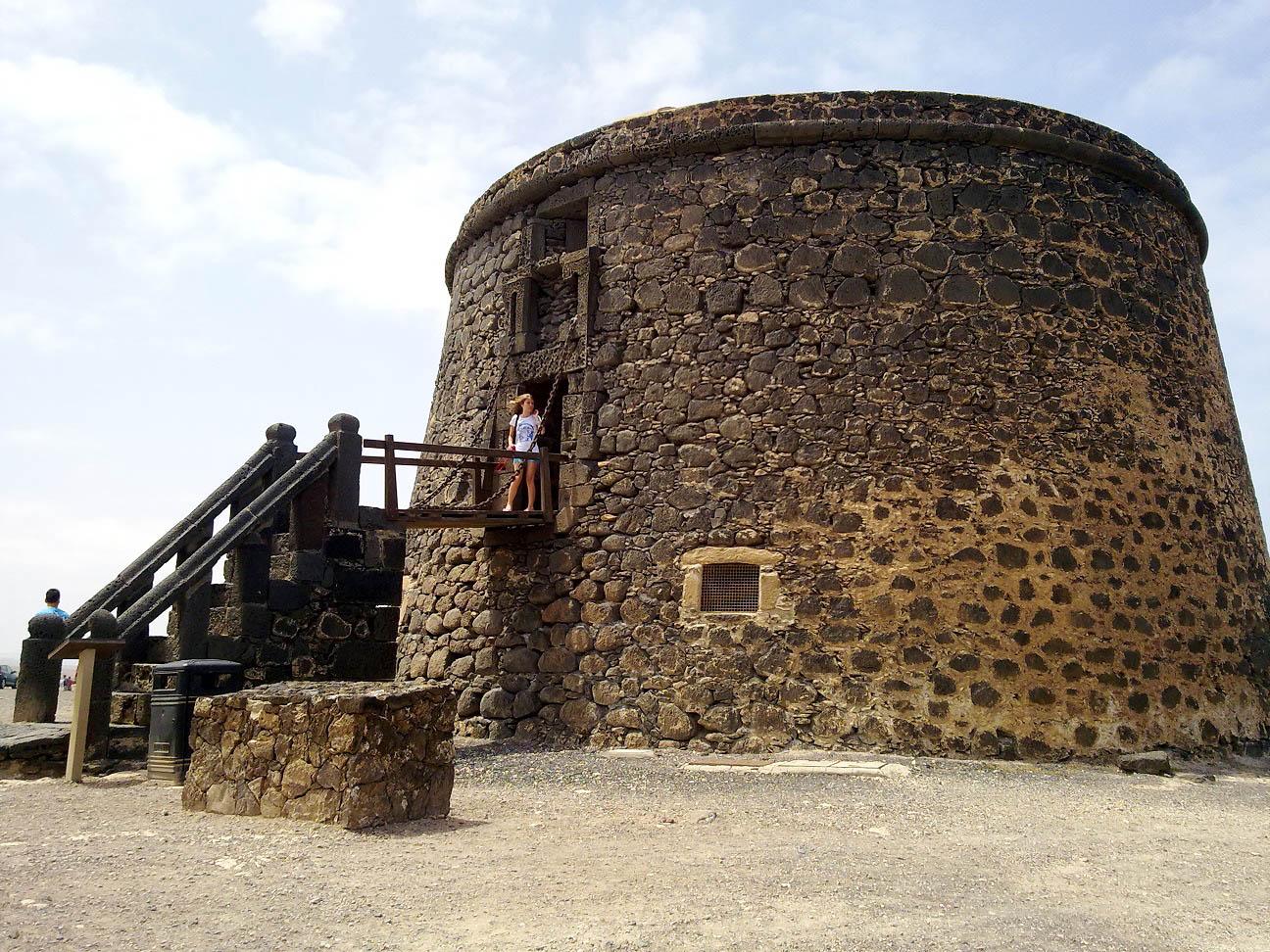 Castillo del Tostón 1