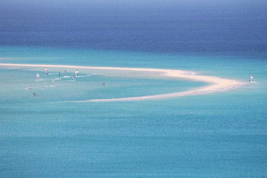 Playa de Sotavento - La Barca 1