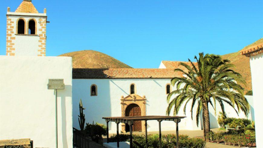 Iglesia de Betancuria